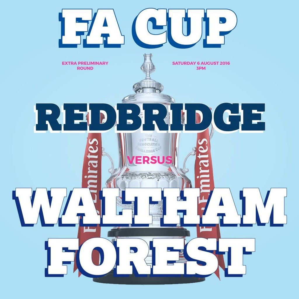 The draw for this seasons FA Cup is out! Andhellip
